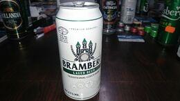 Czech Republic-beer Cans-bramberg-lager Beer-(4.7%)-(440ml)--good - Blikken