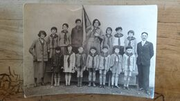 Photo Groupe De Scouts ?? …………………..OK-5547 - Scoutismo