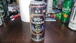 Germany-beer Cans-oettinger-super Fotte-(8.9%%)-(500ml)--good - Blikken