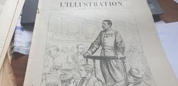 ILL  98 / DREYFUS PROCES ZOLA  PICQUART /SPORT SOIREE DES DIX FLEURET BOXE BATON EPEE - Zeitschriften - Vor 1900