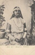"BRITISH GUIANA , 00-10s ; Georgetown , ""Coolie Girl"" - Sonstige"