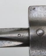 """Baïonnette Française 86/15 Fabrication Industrie Privée """"P"""" - Blankwaffen"""