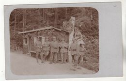 +2781, FOTO-AK, WK I, - Guerre 1914-18