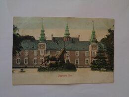 Jægerspris Slot. (4 - 1 - 1906) - Denmark