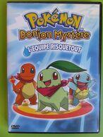 DVD - Pokémon - Donjon Mystère - L'équipe Risquetout - Animation