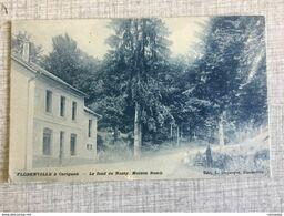 FLORENVILLE  A CARIGNAN  LE FOND DE NANTY  MAISON BUSCH     CPA TRES RARE - Florenville