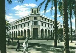 LIBYA Colour Postcard Of The Banco Di Roma Tripoli - Libia