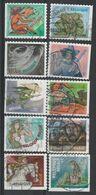 4295/4304 Contes De Fées / Sprookjes Figuren  Oblit/gestp - Used Stamps