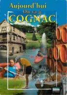 16 - Cognac - Multivues - Canoe Kayak - Golf - Maisons à Pans De Bois - Carte Neuve - CPM - Voir Scans Recto-Verso - Cognac