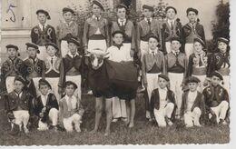CPSM Photo Enfants Costumés Pour Une Course Landaise - Kermesse D'une école? - Photo E. Vignes Castets - Castets