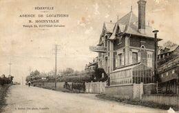 - BENERVILLE - Agence De Location - R.HOINVILLE - BLONVILLE - - Andere Gemeenten