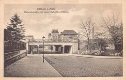 Cöthen I Anh. Heinrichstrasse Mit Neuer Bahnüberführung  M 4436 - Koethen (Anhalt)