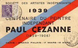 - Centenaire Du Peintre PAUL CEZANNE - - Otros