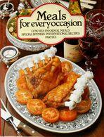 Meals For Every Ocasion (frais D'expédition Inclus) - Basic, General Cooking