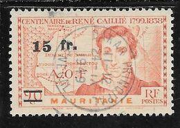 MAURITANIE N°137 OB TB SANS DEFAUTS - Gebraucht