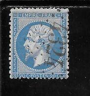FRANCE N°22 OB TB SANS DEFAUTS - 1862 Napoleone III