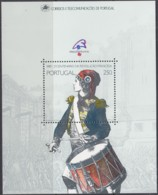 PORTUGAL  Block 66, Postfrisch **, 200. Jahrestag Der Französischen Revolution, 1989 - Blocks & Kleinbögen