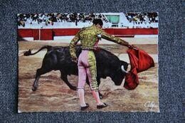 CORRIDA  : Travail De Muleta De JUMILLANO - Corrida