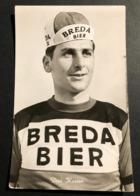 Dies Kosten - Breda Bier - 1965 (465) -   Card - Cyclist - Cyclisme - Ciclismo - Wielrennen - Wielrennen