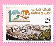 Maroc / Morocco - 2015 - Centenaire De La Première Loi De L'urbanisme -Neuf** - MNH - Marocco (1956-...)