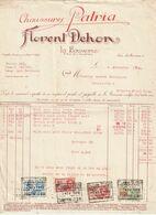 La Bouverie - Florent Dehon / Chaussures Patria - Ambachten