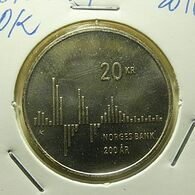 Norway 20 Kroner 2016 - Norvège