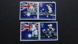 GREAT BRITAIN SG 1396-99 BICENTENARY OF AUSTRALIAN SETTLEMENT - Autres