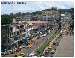 (L 4) Liberia - Monrovia - Liberia