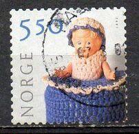 NORVEGE. N°1339 Oblitéré De 2001. Poupée. - Dolls