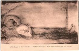 41kom 1643 CPA - PIBRAC- MORT DE SAINTE GERMAINE - Pibrac