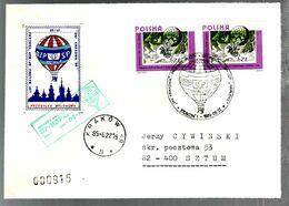 36125 - PRZESYLKA BALONOWA - Ballonpost