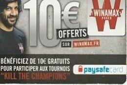 WINAMAX     Dhorasso - Sport