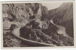 Gorges Du Verdon: CITROËN ROSALIE DÉCAPOTABLE - Les Grands Defilés - Environs De Castellane - Provence - (1934) - Passenger Cars