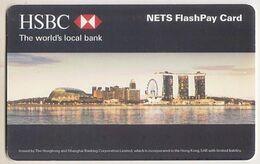 Singapore Cash Card Farecard Used Cashcard - Other