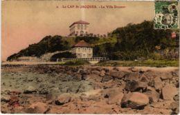 CPA AK VIETNAM Le Cap St-Jacques - La Villa Doumer (113627) - Vietnam