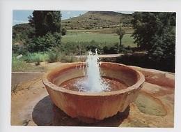 Le PPuech Environs De Lodève, Source Minérale D'eau Chaude (cp Vierge N°17605) - Other Municipalities