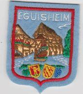 Ecusson TISSU Eguisheim - Patches
