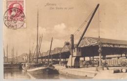 """ANTWERPEN-ANVERS """"DE DOKKEN IN DE HAVEN""""EDIT.D.T.C. - Antwerpen"""