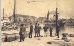 "ANTWERPEN-ANVERS"" LES BASSINS-DE DOKKEN ""E.THILL N°194 - Antwerpen"