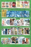 (Ni) ITALIA°-2006 - Annata. Completa, Timbrati Con Gomma Al Retro, Come Scansione - 6. 1946-.. Republik