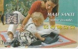 MAAF SANTE  1997 2 SCANS Gn 391 - Francia