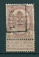 250 Voorafstempeling Op Nr 55 - LIEGE 1899 -  Positie A - Precancels