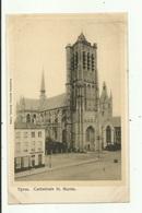 Ieper - Yper - Cathédrale St- Martin - Uitg, Florimont Bartier - Ieper