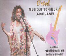 ORTAL - Musique Bonheur - CD - POP - Disco, Pop