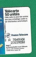 VARIÉTÉS FRANCE 97 F804  50 / 11 / 97 SO3 LE 36-15 EMPLOI   50 UNITES UTILISÉE - Telecom Operators
