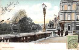 LIEGE - Les Terrasses Et Le Taureau - Liège