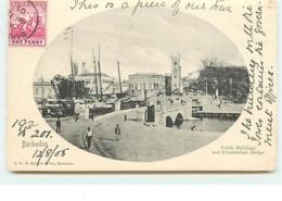 BARBADOS - Public Buildings And Chamberlain Bridge - Barbados