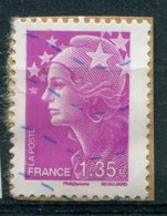 France 2009 - YT 4345 (o) Sur Fragment - Frankreich