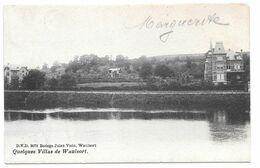 Quelques Villas De Waulsort D V D 9071 Bodega Jules Viola Bon état Début 1900 - Hastiere