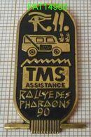 RALLYE DES PHARAONS 90 1990 TMS ASSISTANCE - Rallye